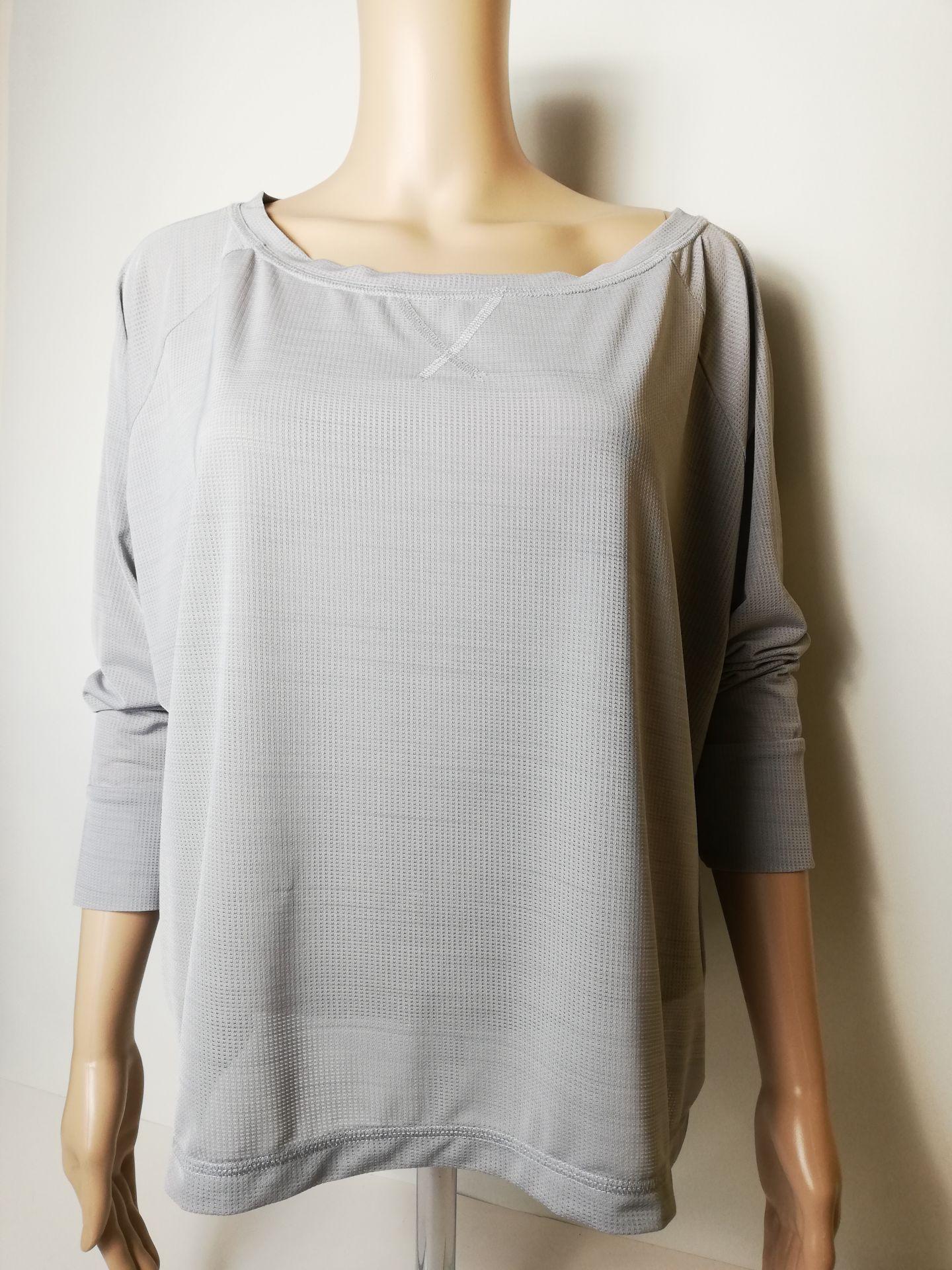 REEBOK-trikó-szürke (42,44)