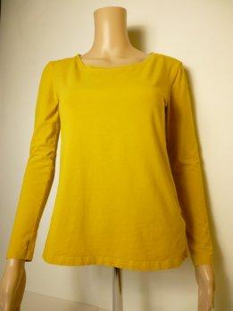 H&M-tunika-sárga (38,4)