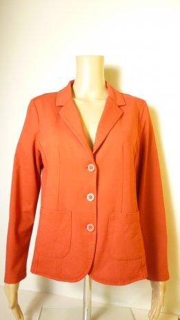 VERA BASIC-kabát-piros (42,44)