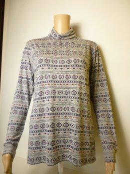 ANONYM-pulóver-szürke (44,46)