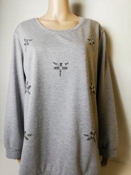PAOLA-pulóver-szürke (52,54)