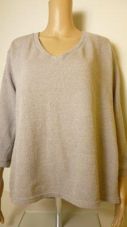 ANONYM-pulóver-szürke (46,48)
