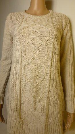 ESMARA-pulóver-drapp (36,38)